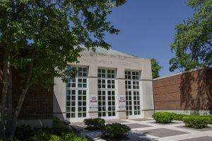 Paul Bryant Museum exterior